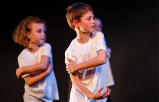 Dancing Partners - A Dancer for a Term